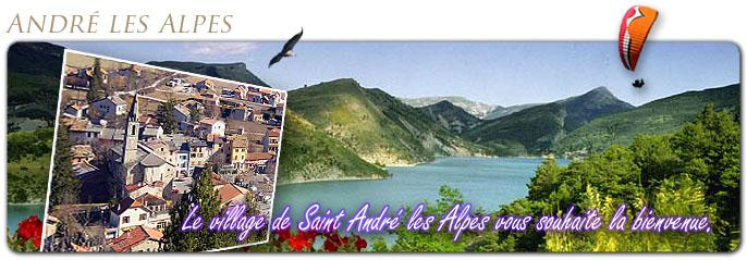 Mairie de saint andr les alpes - Office de tourisme saint andre les alpes ...